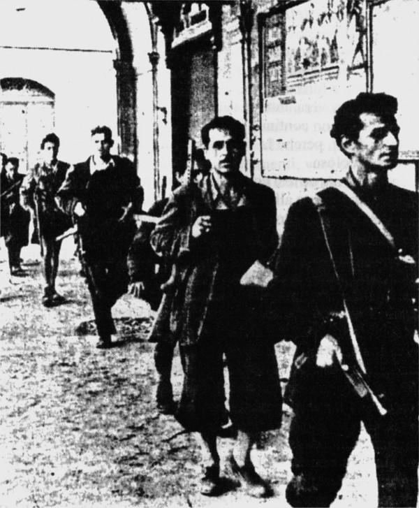 Venne finalmente la liberazione il 9 giugno del 1944 dopo nove mesi